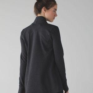 Size 6 Lululemon Coast Wrap Jacket Sweater Coat